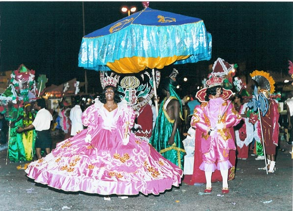 Moreninha no samba - 3 4